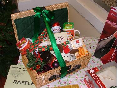 The Christmas Hamper